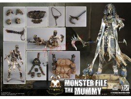 COO Model x Ouzhixiang 1/6 Monster File Series - The Mummy_ Deluxe Box _CL054Y