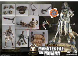[Pre-order] COO Model x Ouzhixiang 1/6 Monster File Series - The Mummy_ Deluxe Box _CL054Y