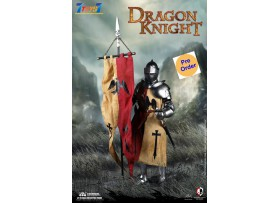 [Pre-order deposit] Coo Model 1/6 NS009 Nightmare Series: Dragon Knight (Die-cast)_ Box _CL085A