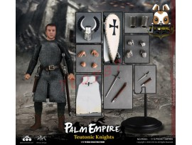 COO Model 1/12 PE001 Pocket Empires - Teutonic Knight_ Box _CL048X