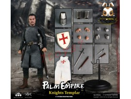 COO Model 1/12 PE002 Pocket Empires - Templar Knights_ Box _CL048Y