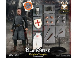 [Pre-order] COO Model 1/12 PE002 Pocket Empires - Templar Knight_ Box _CL048Y