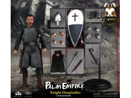 COO Model 1/12 PE003 Pocket Empires - Hospitaller Knight_ Box _CL048Z