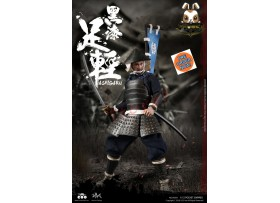 [Pre-order] COO Model 1/12 PE009 Pocket Empires - Black Armor Ashigaru_ Box _CL053Z