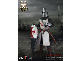 COO Model 1/6 SE005 Series of Empires: Knight Templar_ Box Set _Crusader CL036Z