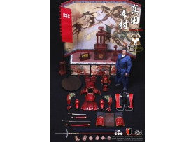 COO Model 1/6 SE007 Series of Empires: Japan's Warring States - Sanada Yukimura_ Deluxe Box _CL037Z