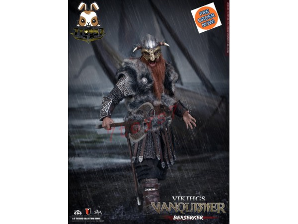 [Pre-order] COO Model 1/6 SE017 Viking Vanquisher (Die-cast Alloy) - Berserker_ Box Set _CL044X