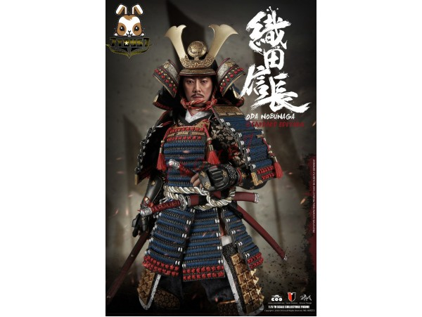 COO Model 1/6 SE021 Series of Empires: Japan's Warring States - Oda Nobunaga_ Standard Box _CL045Y