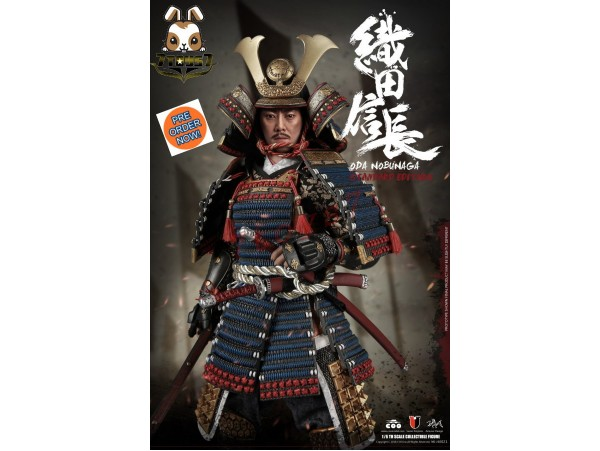 [Pre-order] COO Model 1/6 SE021 Series of Empires: Japan's Warring States - Oda Nobunaga_ Standard Box _CL045Y