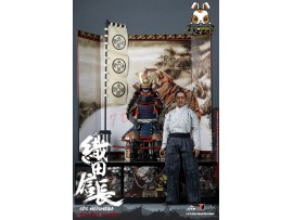 COO Model 1/6 SE022 Series of Empires: Japan's Warring States - Oda Nobunaga_ Deluxe Box _CL045Z