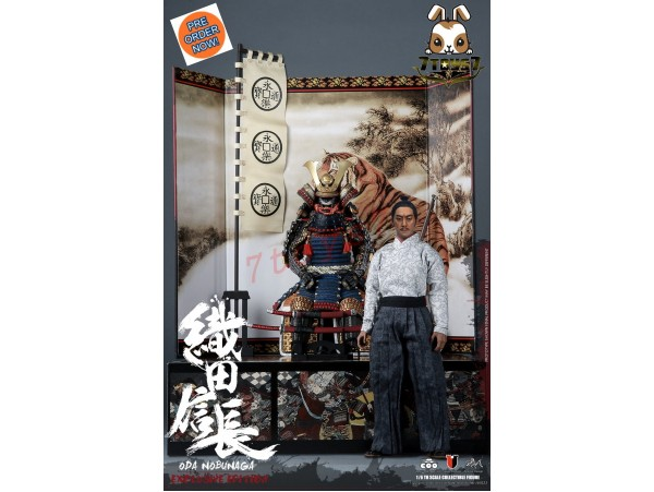 [Pre-order] COO Model 1/6 SE022 Series of Empires: Japan's Warring States - Oda Nobunaga_ Deluxe Box _CL045Z