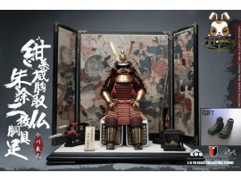 COO Model 1/6 SE026 Series of Empires: Japan's Warring States - Diecast Armor of Imagawa Yoshimoto_ Set _Legend Edition CL046Z