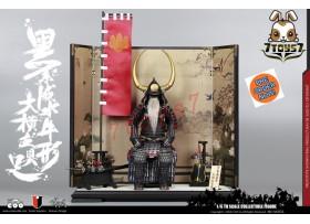[Pre-order] COO Model 1/6 SE031 Series of Empires: Japan's Warring States - Black Buffalo Armor_ Set _Legend Edition CL050Z