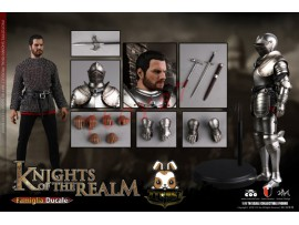 COO Model 1/6 SE036 Series of Empires - Knights of the Realm: Famiglia Ducale_ Box _CL055X