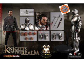 [Pre-order] COO Model 1/6 SE036 Series of Empires - Knights of the Realm: Famiglia Ducale_ Box _CL055X