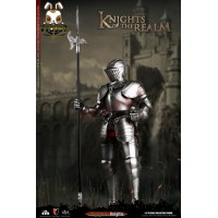 COO Model 1/6 SE037 Series of Empires - Knights of the Realm: Kingsguard Knights_ Box _CL055Y