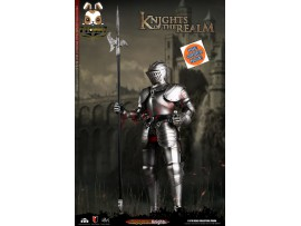 [Pre-order] COO Model 1/6 SE037 Series of Empires - Knights of the Realm: Kingsguard Knights_ Box _CL055Y