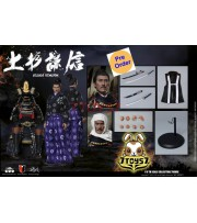 [Pre-order] COO Model 1/6 SE043 Series of Empires: Uesugi Kenshin The Dragon of Echigo_ Standard Box _CL059Y