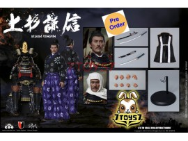 [Pre-order deposit] COO Model 1/6 SE043 Series of Empires: Uesugi Kenshin The Dragon of Echigo_ Standard Box _CL059Y