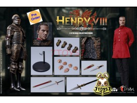 [Pre-order] COO Model 1/6 SE045 Series of Empires - King Henry of England_ Lion version Box _CL062X