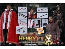 [Pre-order] COO Model 1/6 SE047 Series of Empires - King Henry of England_ Tudor Dynasty version Box _CL062Z