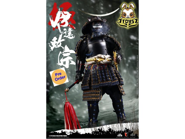 [Pre-order] COO Model 1/6 SE051 Series of Empires: Date Masamune_ Masterpiece Version Box _CL065Y