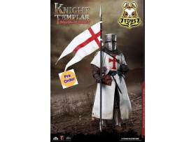 [Pre-order] COO Model 1/6 SE056 Diecast Bachelor of Knights Templar_ Box _CL068Z