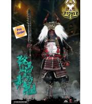 [Pre-order deposit] COO Model 1/6 SE060 Red Ghost of Mount Kurama_ Demon Version Box _CL073Z