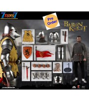 [Pre-order deposit] COO Model 1/6 SE066 Series of Empires: Baron Knight_ Box Set _CL076B