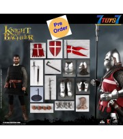 [Pre-order deposit] COO Model 1/6 SE067 Series of Empires: Knight of Bachelor_ Box Set _CL076D