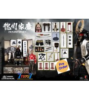 [Pre-order deposit] Coo Model 1/6 SE086 Series Of Empires - Shogun Tokugawa Ieyasu Exclusive Version_ Box _CL084Y
