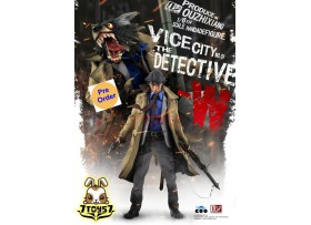[Pre-order] COO Model x OuXhiZhiang 1/6 VC001 Vice City - The Detective W_ Standard Box Set _CL060Y