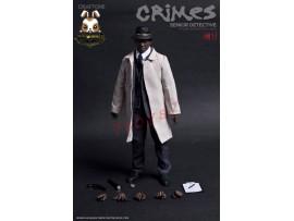Craftone 1/6 CT009 Crimes - Senior Detective_ Box Set _Now ZZ048I