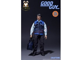 [Pre-order] Craftone 1/6 013 Veterans Good Guy_ Box Set _Jackie Movie ZZ048L