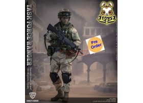 "[Pre-order] Crazy Figure 1/12 LW003 US Military 75th Rangers Regiment - Grenadier - Rangers Task Force ""Operation Gothic Serpent"" 1993 Mogadishu Somalia_ Figure Set _CRZ003Z"