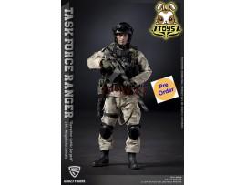 "[Pre-order] Crazy Figure 1/12 LW004 US Delta Special Force-Precision Sagittarius Task Force ""Operation Gothic Serpent"" 1993 Mogadishu Somalia_ Figure Set _CRZ004Z"
