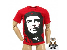 Crazy Owners 1/6 Tee_ #1 Che Guevara + Hanger _Fashion COX09A