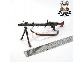 Dragon 1/6 WWII German Army_ MG34 machine gun _Germany H001
