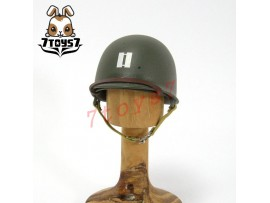 Dragon 1/6 WWII US Army_ Helmet _defect H706