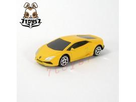 Custom License Die-Cast Miniature : Lamborghini Huracan LP610-4 _model car CS065B