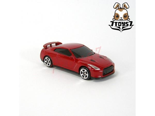 Custom License Die-Cast Miniature : Nissan GT-R R35 _model car CS065H