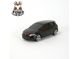 Custom License Die-Cast Miniature : Volkswagen Golf GTI _model car CS065E