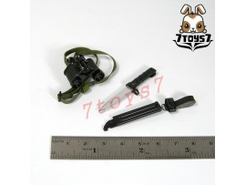 "DAM Toys 1/6 78019 Russian Airborne Troops ""VDV in Crimea""_Bayonet Set + Binoculars_DM042B"