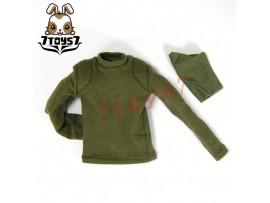 DAM Toys 1/6 78021 SPETSNAZ in Beslan_ Tee + scarf _Elite Series Russia DM050K