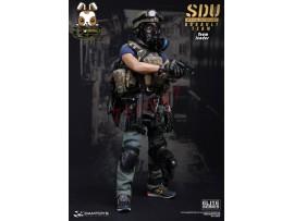 DAM Toys 1/6 78034 Special Duties Unit Assault Team - Leader_ Box Set _DM073Z