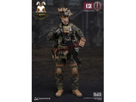 DAM Toys 1/6 78037 KSK (KOMMANDO  SPEZIALKRÄFTE) - Assaulter_ Box Set _DM079Z