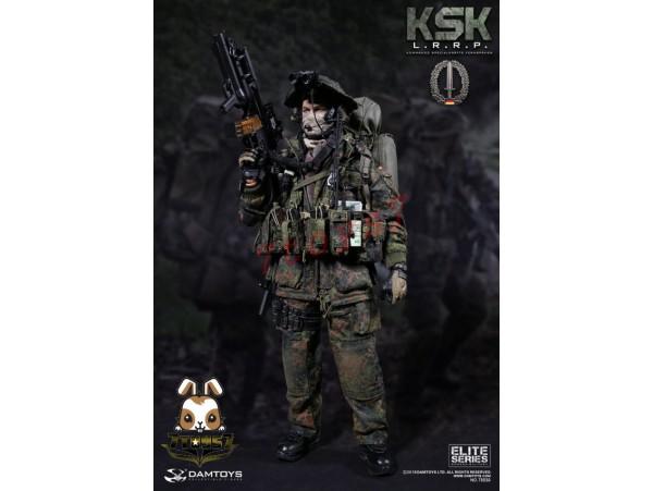 DAM Toys 1/6 78039 KSK (KOMMANDO  SPEZIALKRÄFTE) - LRRP_ Box Set _DM083Z