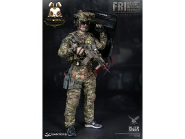 DAM Toys 1/6 78042 FBI Hostage Rescue Team (HRT)_ Box Set _Modern Now DM088Z