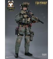 DAM Toys 1/6 78044A FBI SWAT Team Agent - SAN DIEGO_ Box Set _Modern Now DM091Y