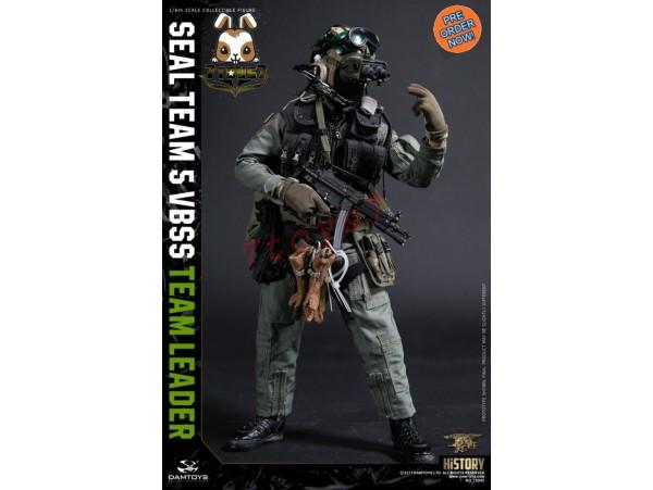 [Pre-order] DAM Toys 1/6 78045 Seal Team 5 VBSS - Team Leadder_ Box Set _Michael US DM093Z
